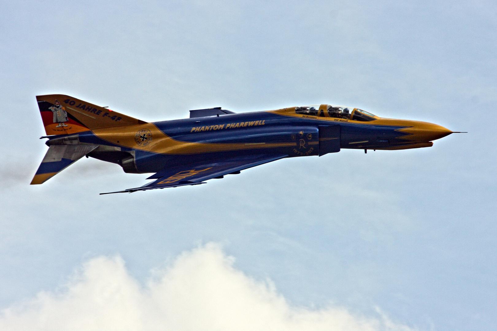 Phantom, final flight