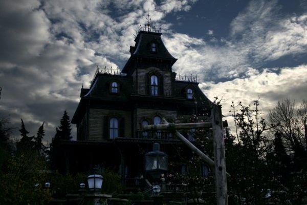 Phantom Manor im Disneyland Paris