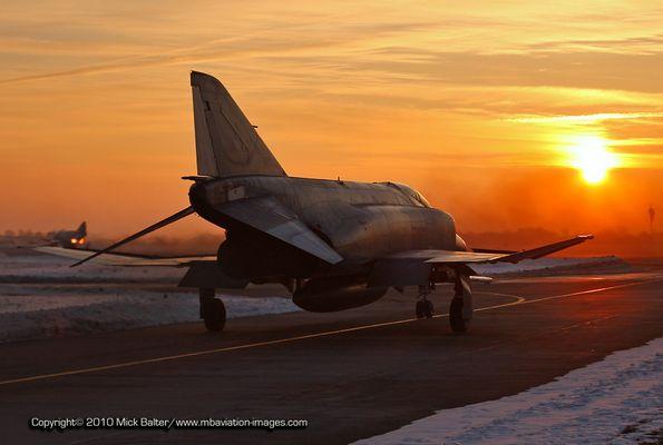 *** Phantom Sunrise - Ein Wintertraum in Ostfriesland - Wittmund ***