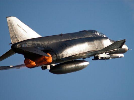 Phantom take off
