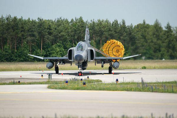 Phantom Türkische Luftwaffe 1
