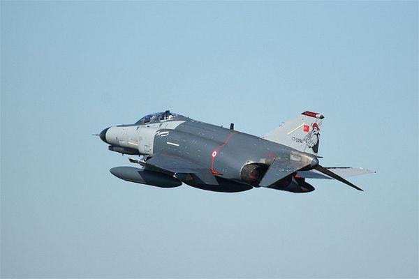 Phantom Türkische Luftwaffe