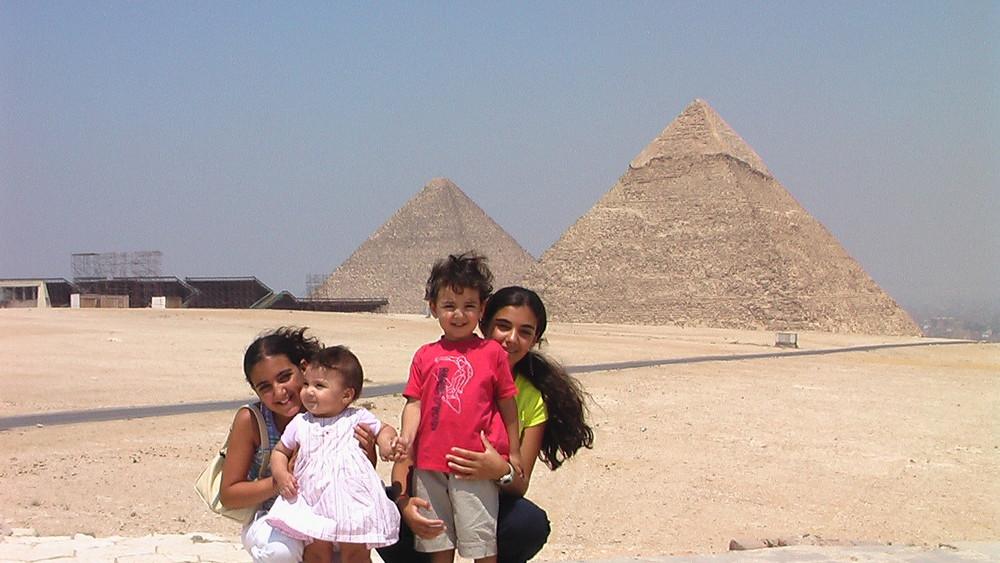 Pharaonen Enkels