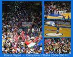 Phard Napoli Basket .... Campione d'Italia!!!