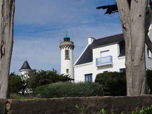 Phare de Breizh (Port-Navalo)