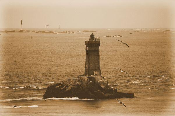 Phare de la Vieille (Leuchtturm der Alten Frau)