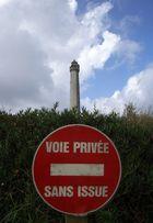 phare interdit