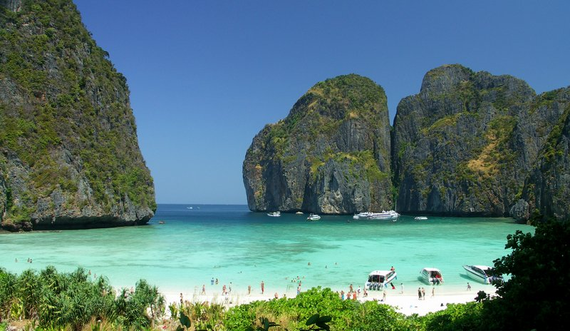 Phi Phi Le Island, Viewpoint