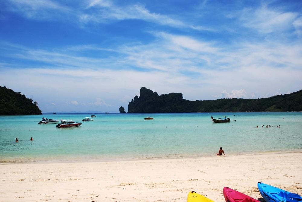 Phi Phi Maya Bay (2)