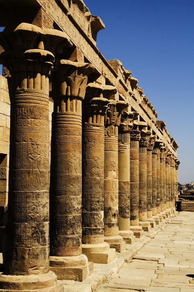 Philae-Tempel