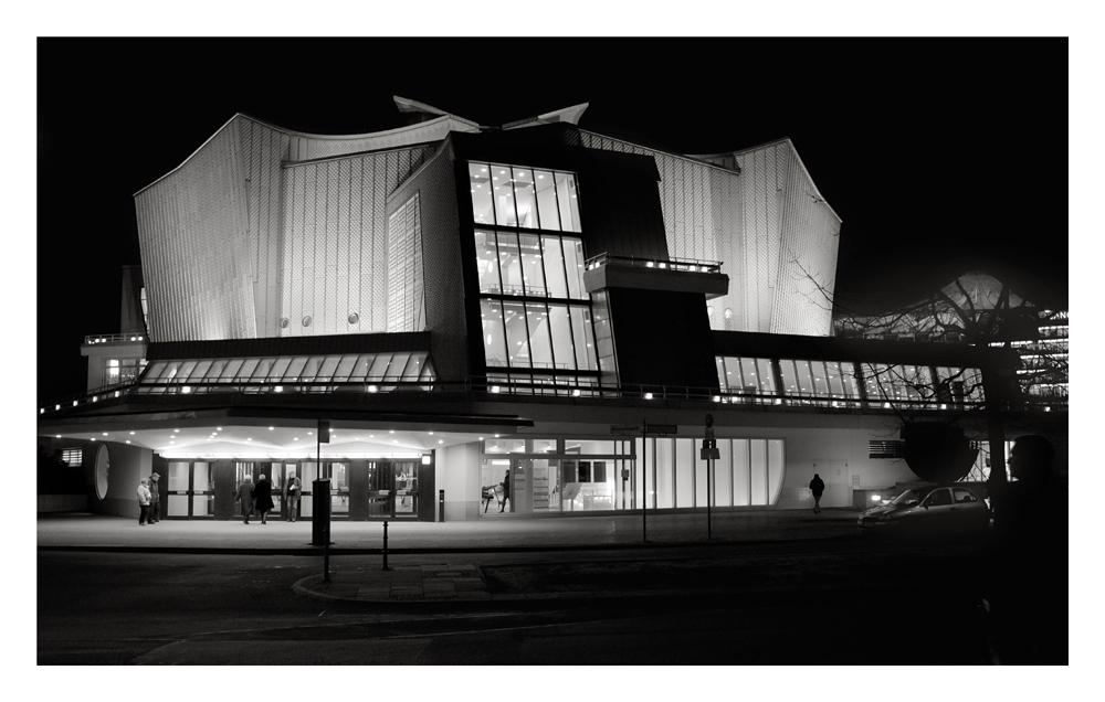 ... philharmonie berlin ...