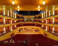 """Philharmonie - der """"Alfred-Krupp-Saal"""""""