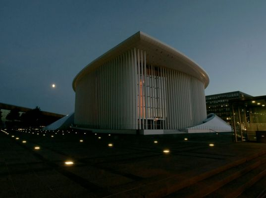 Philharmonie in Luxemburg