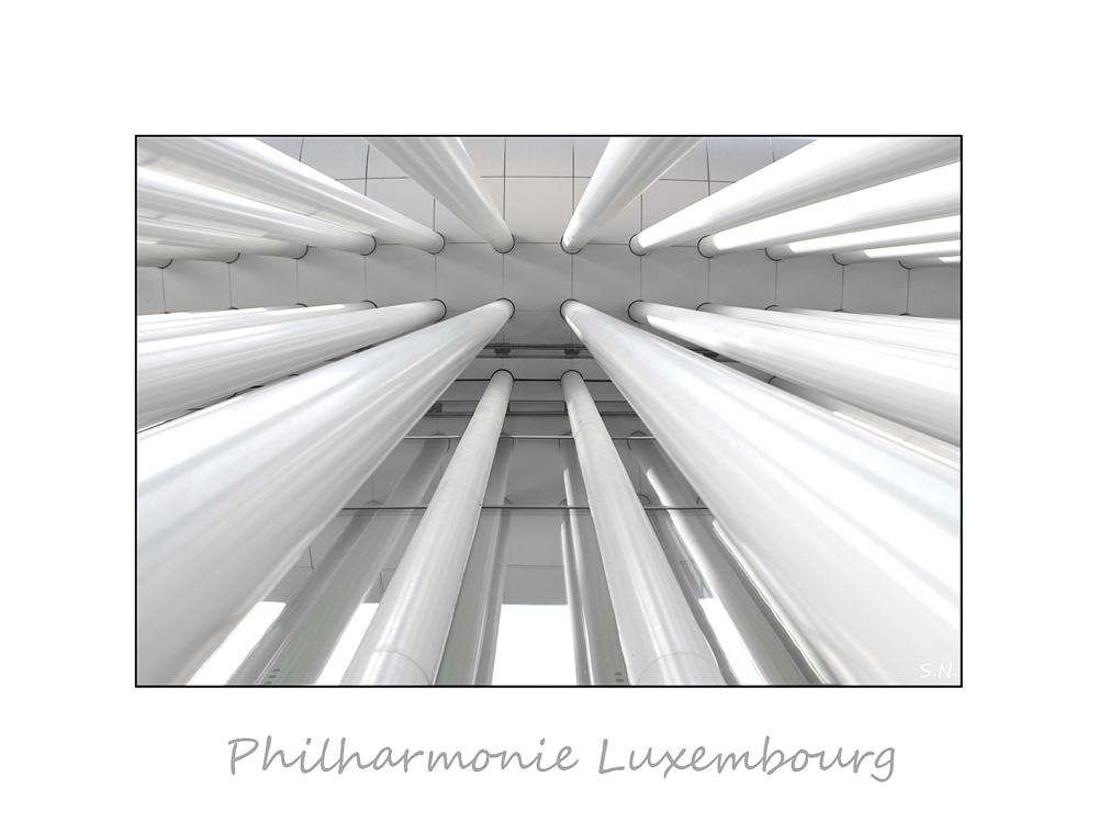 ~~~ Philharmonie Luxembourg ~~~