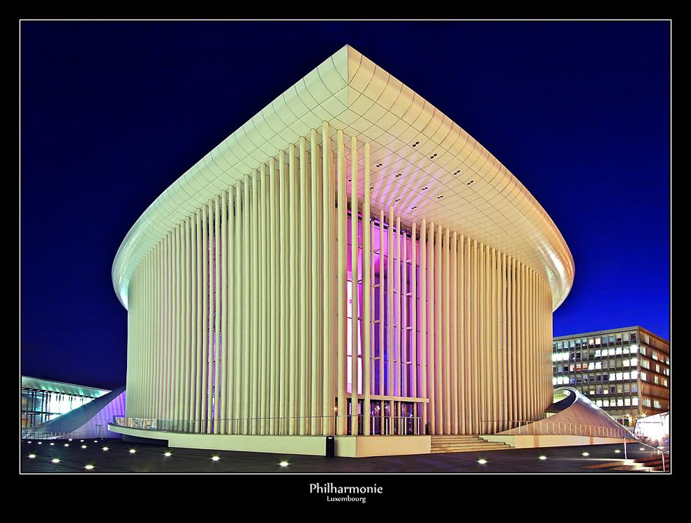 Architekten Luxemburg philharmonie luxemburg foto bild architektur architektur bei
