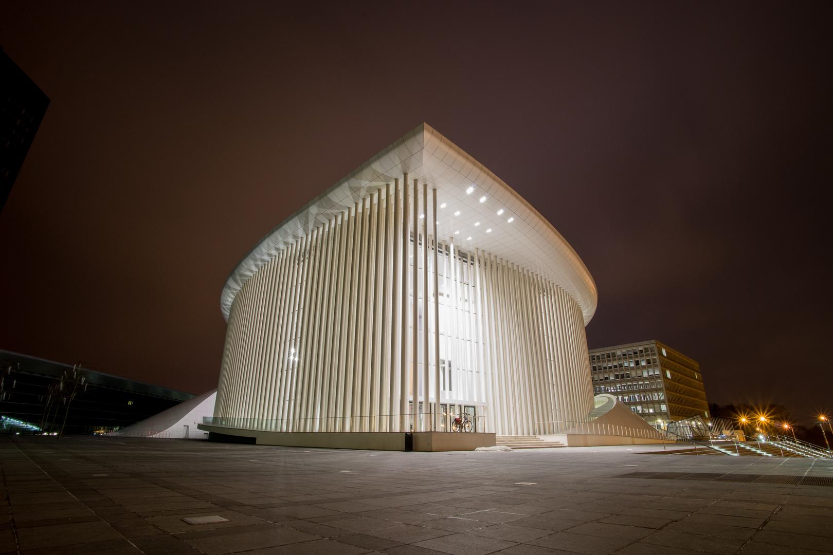 Philharmonie @Night