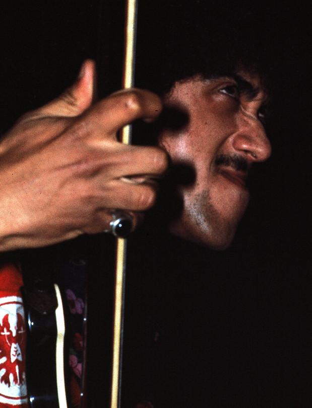 Philip Lynott von Thin Lizzy ...