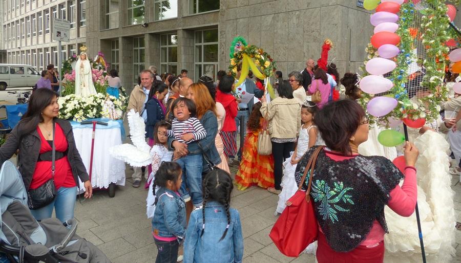 Philippinisches Fest