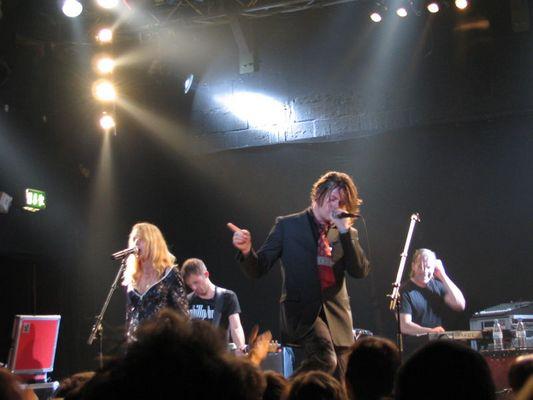 Phillip Boa live in Konzert