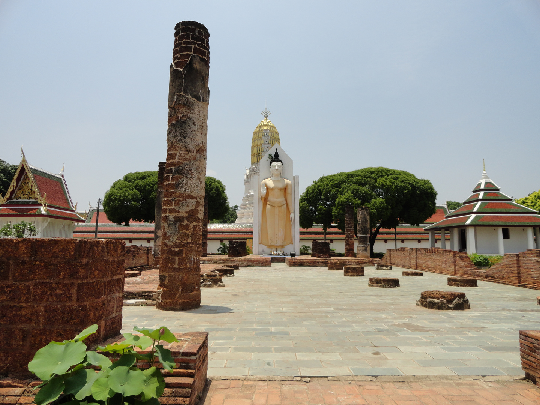 Phitsanulok Wat Phra Si Rattana Mahathat 1