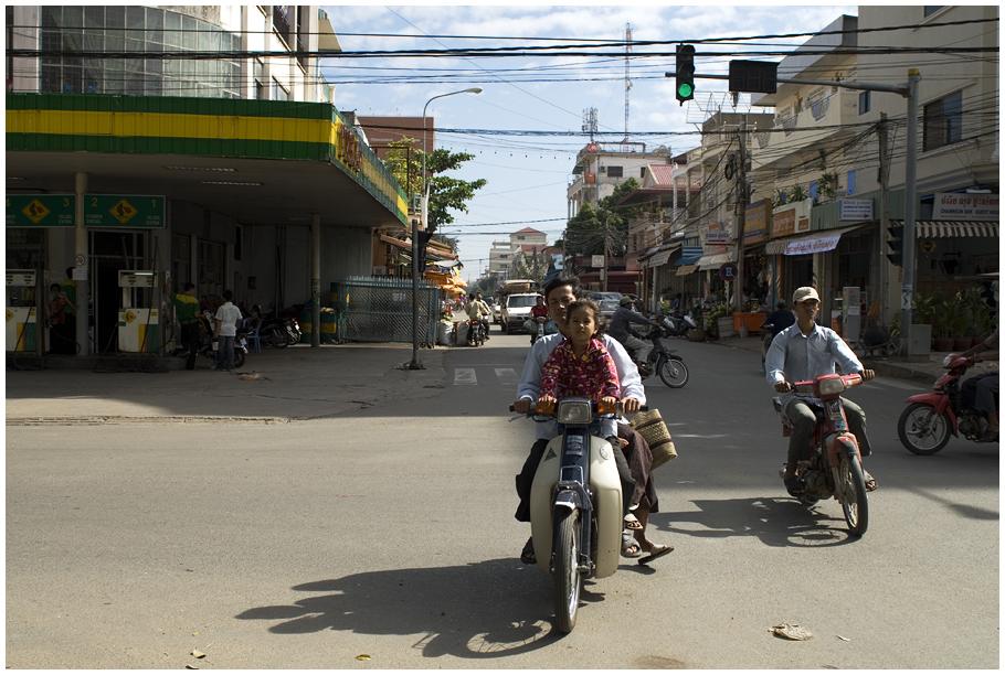 Phnom Penh 3-Sitzer