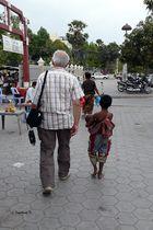 Phnom Penh - ein Bild ohne Worte