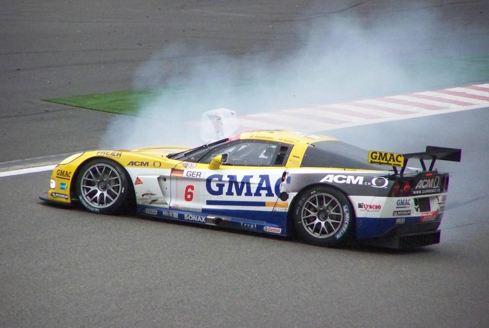 Phoenix Corvette 24h Spa