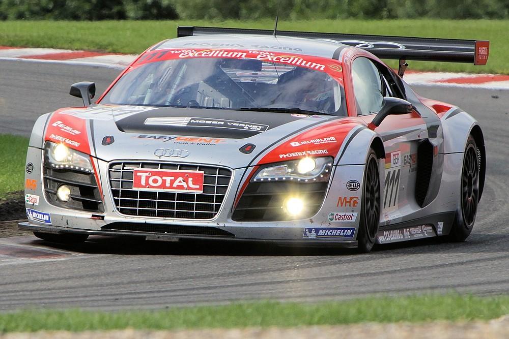 Phoenix Racing bei den Total 24 Hours of Spa am 25.07.2009