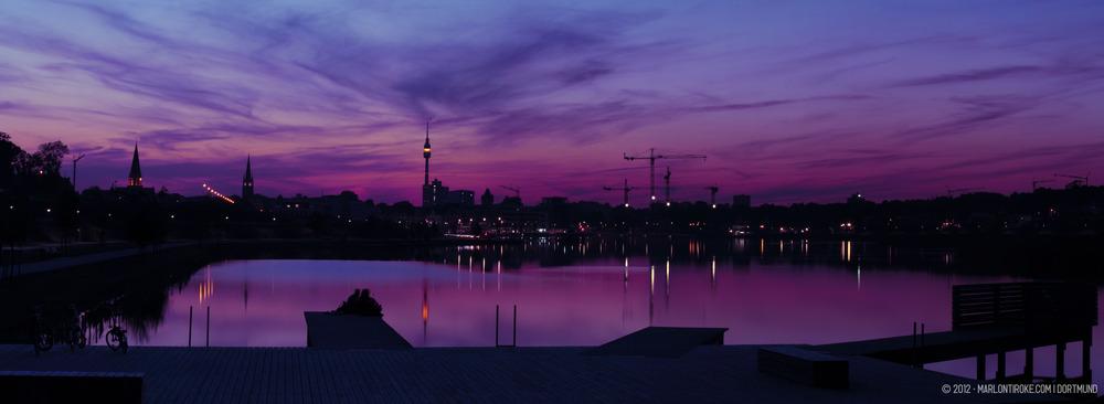 Phönix-See Dortmund