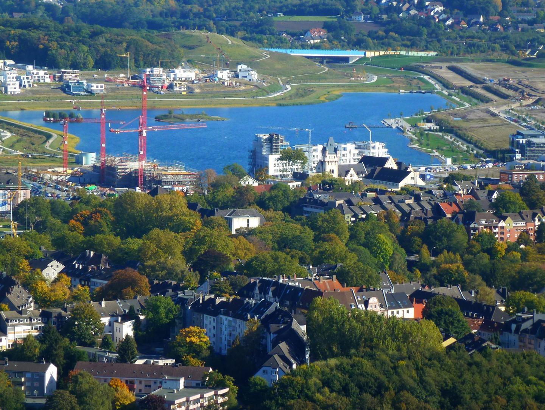 Phoenix See in Dortmund Hörde