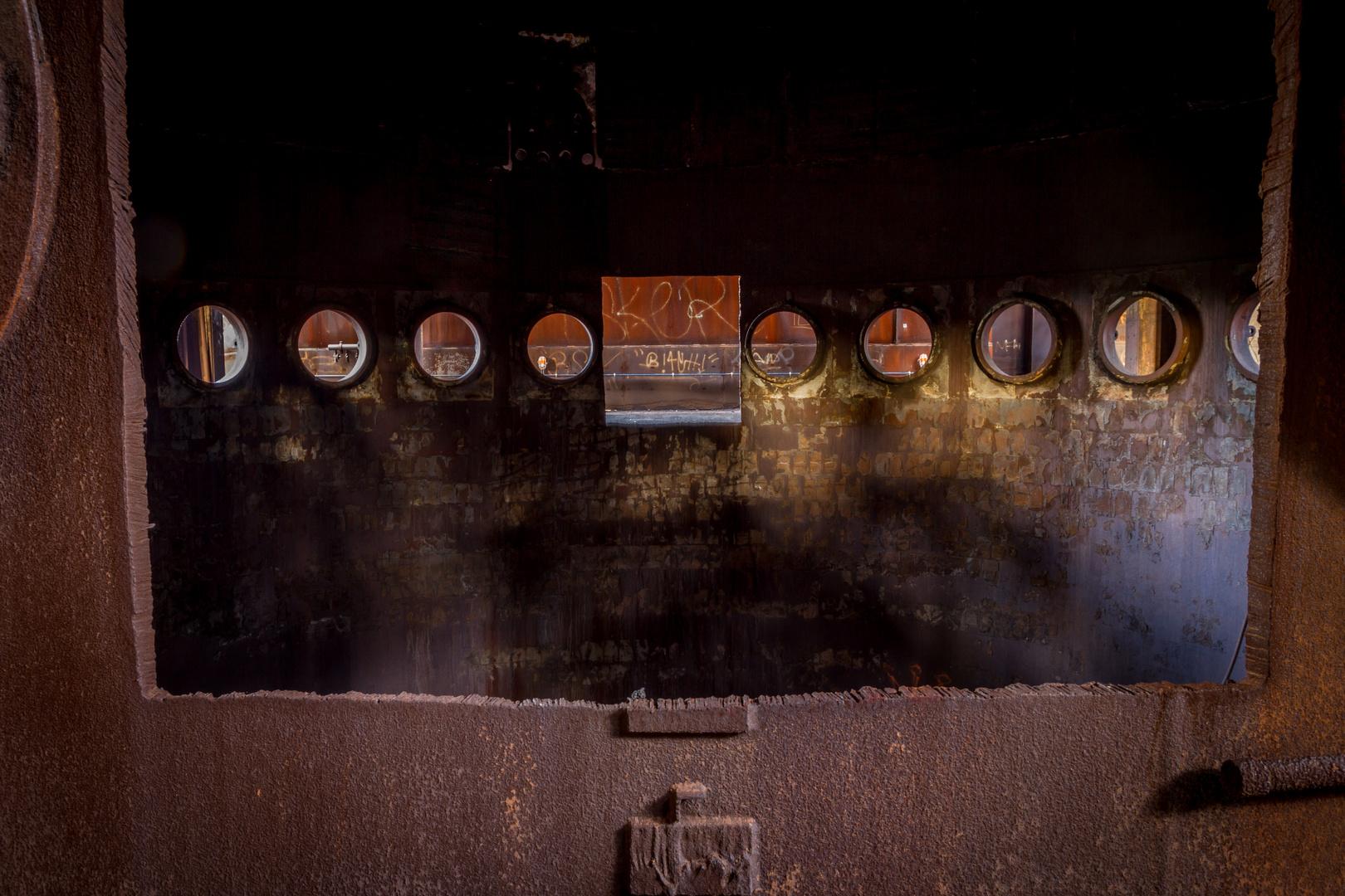 Phoenix West - Fotografen Skywalk - Teil 3