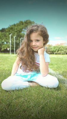 photo de ma fille shaïna