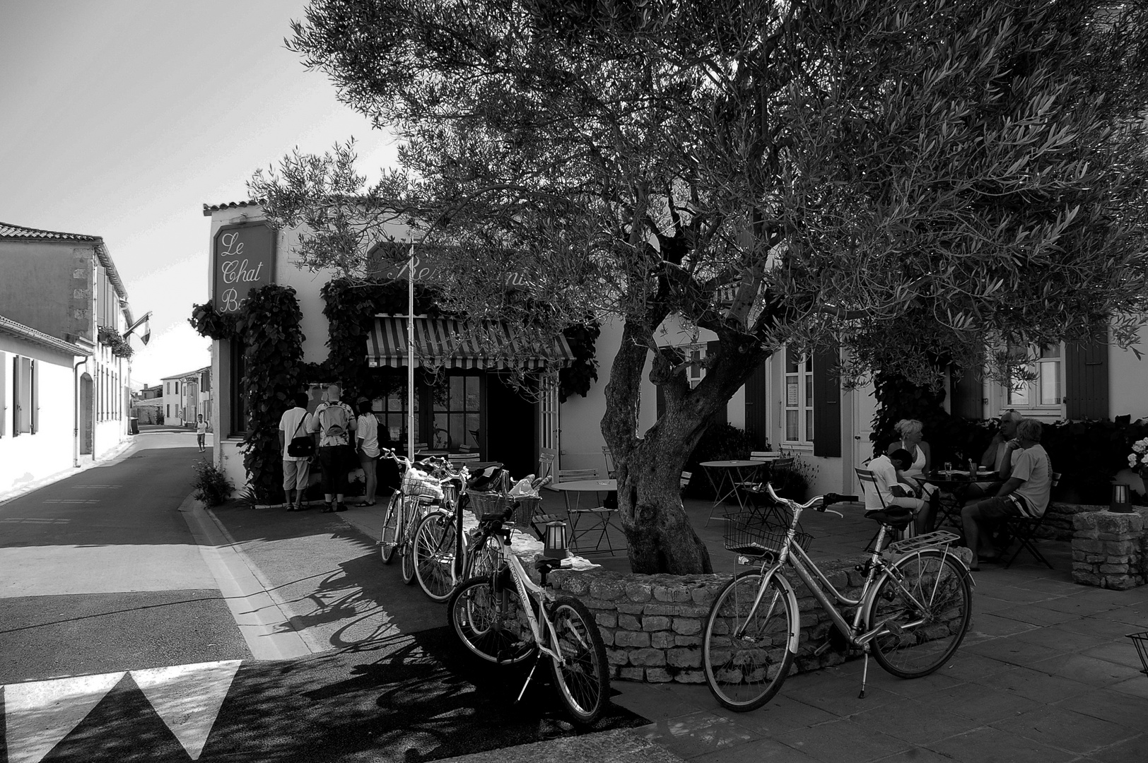 Photo de rues Ile de Ré