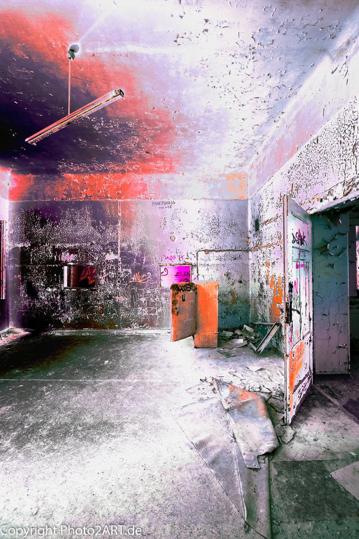 PhotoART: Beelitz Lost places