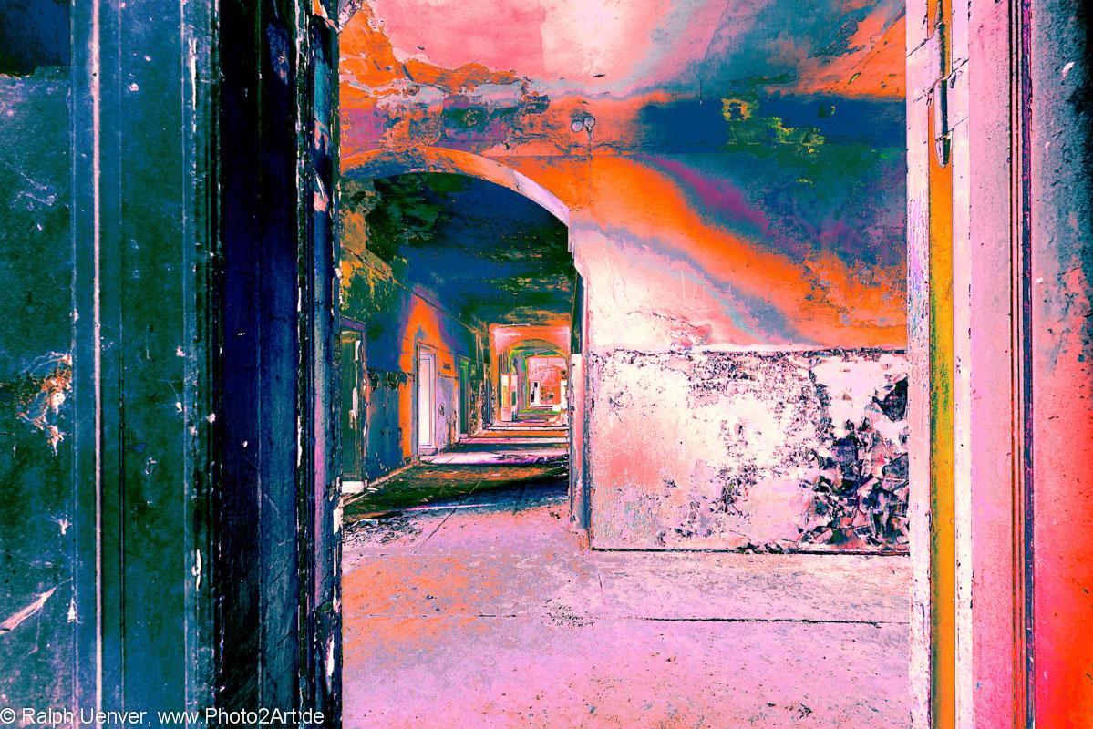 PhotoART: Beelitzer Heilstätten 2