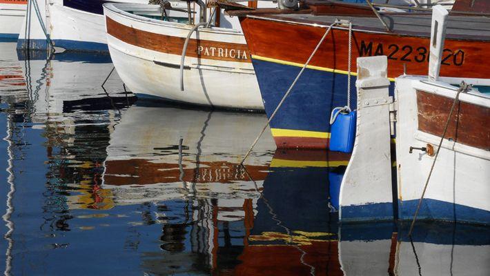 Photobio Port de Marseille
