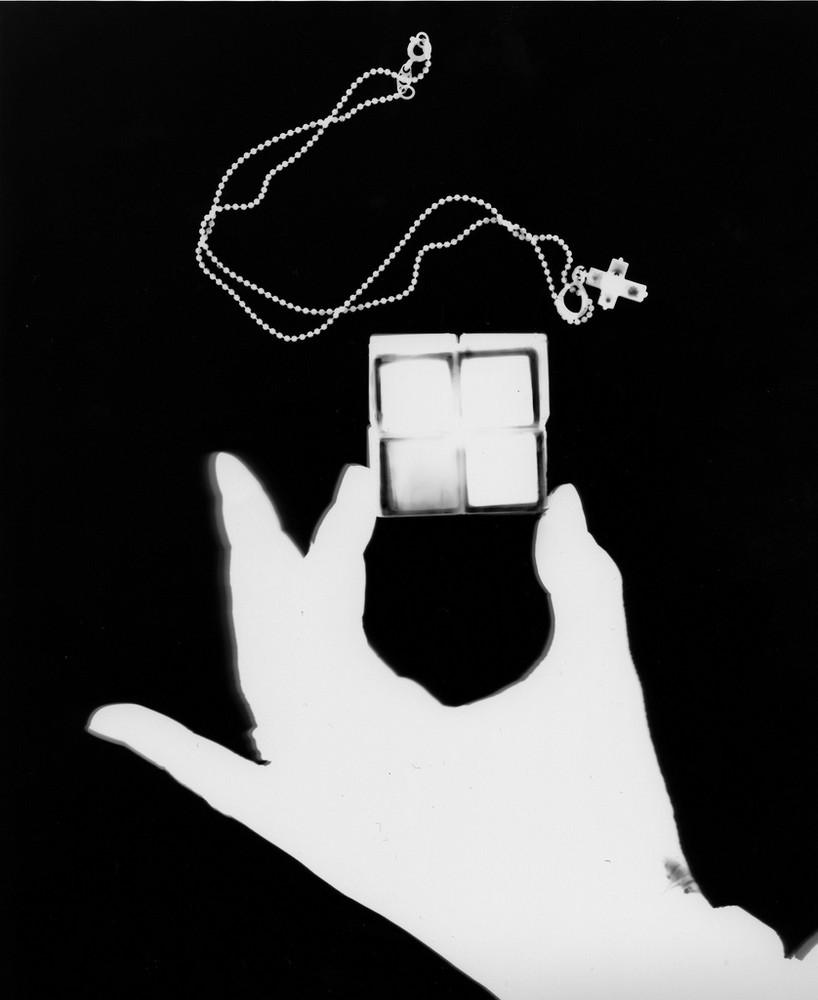 Photogram Ice Rubik's Cube
