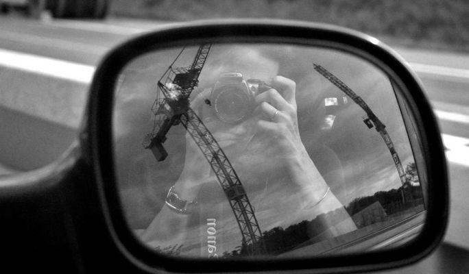 PHOTOGRAPHE EN TRANSPARENCE