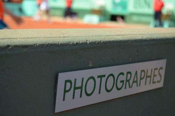 photographe RG 2012