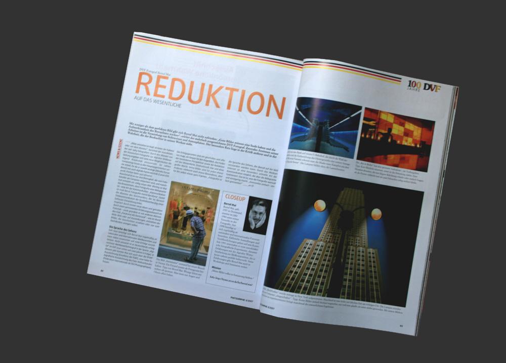 PHOTOGRAPHIE - Heft 12/2007