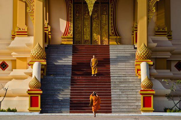 Photography in Vientiane
