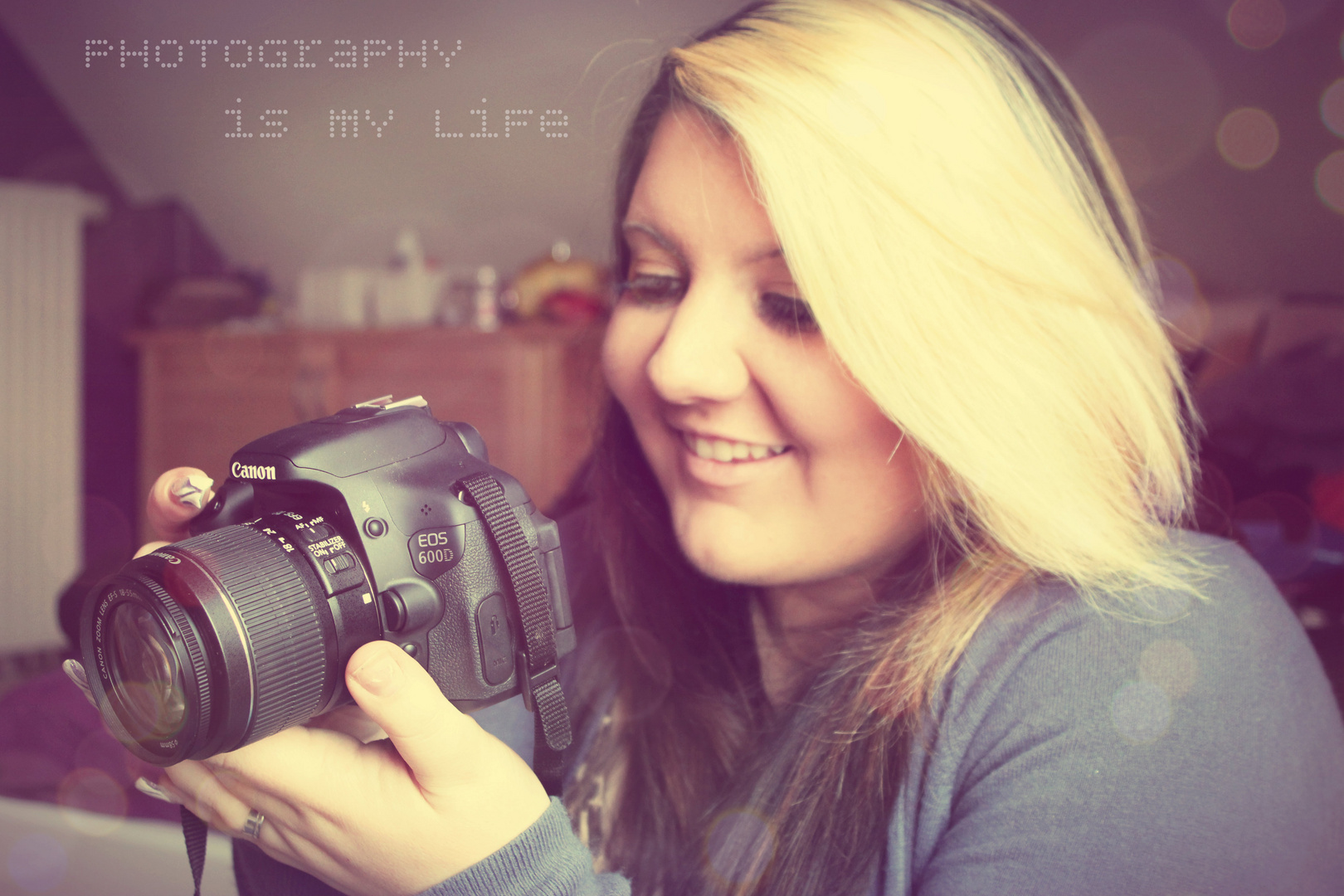Photography is my life