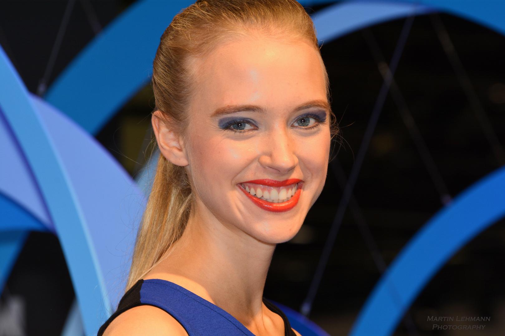 Photokina 2014 IV: Das perfekte Lächeln