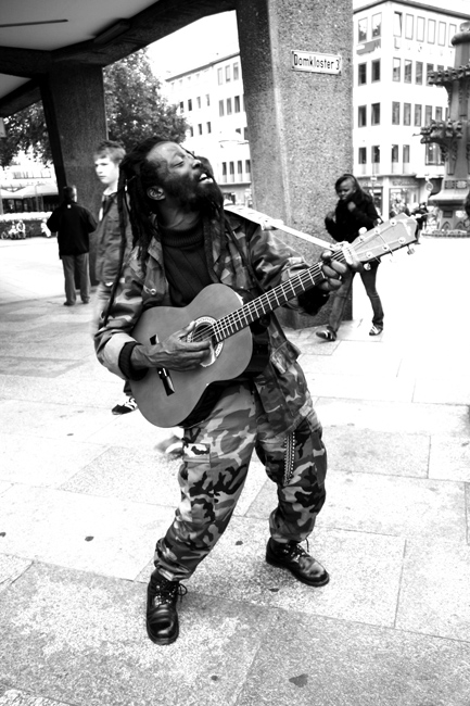 Photokina- Bob Marley