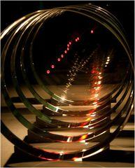 Photonenstrom in die Unendlichkeit