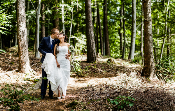 Photos de mariage - in the forest ^^