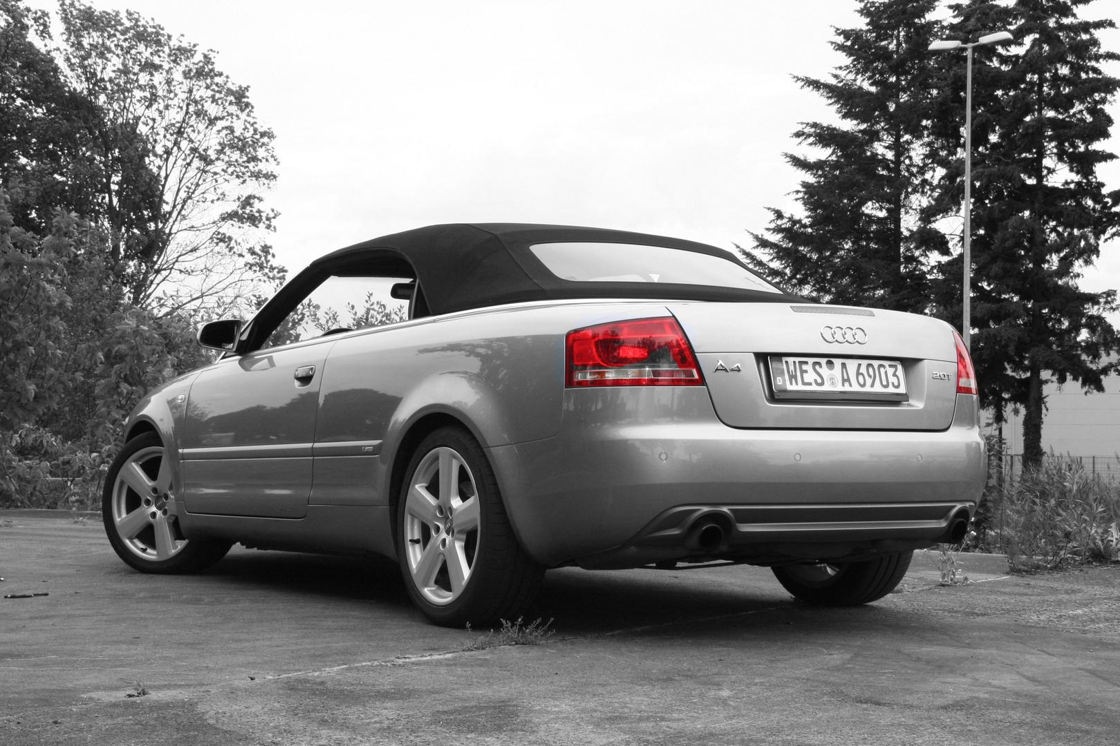 Photoshoot 2 Audi A4 Cabrio