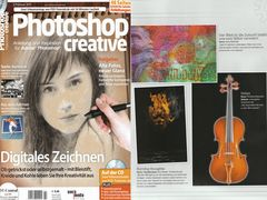""" Photoshop Creative - Lesergalerie 02 / 2011 """