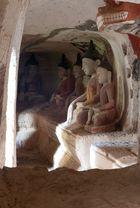 Phowin Taung Tempelanlage