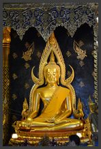 Phra Phuttha Chinnarat - Phitsanulok - Wat Phra Si Rattana Mahathat